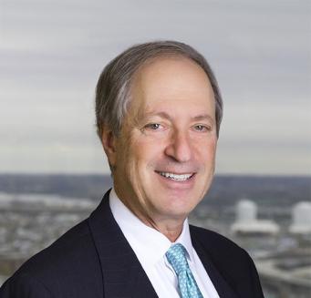 John E. Baum Headshot