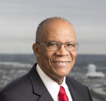 Larry S. Gibson Headshot